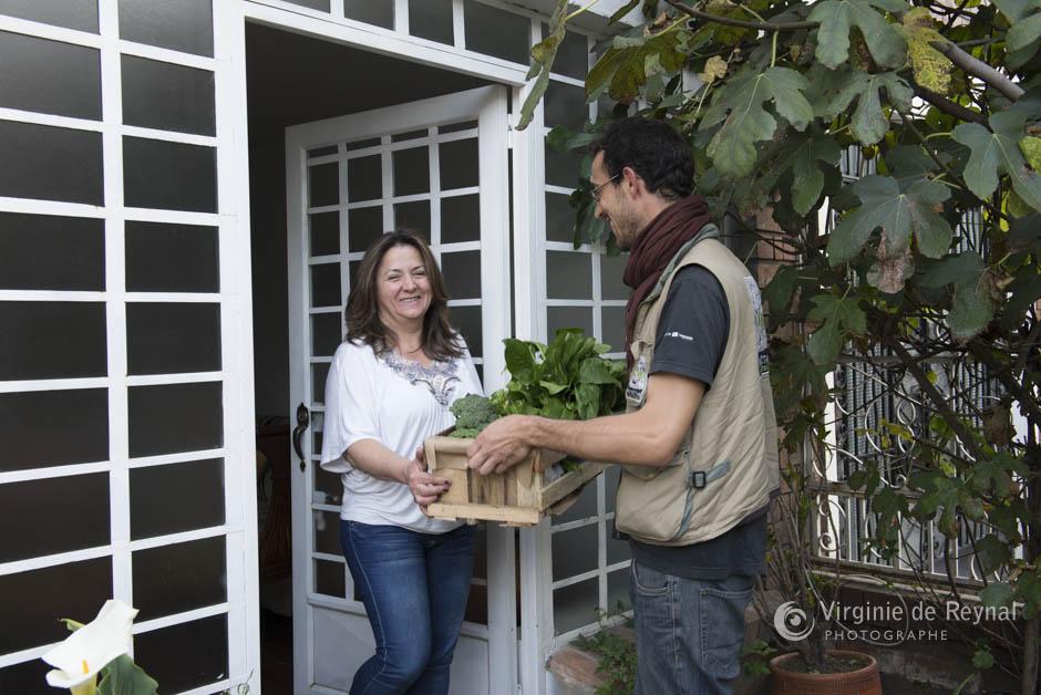 Projeter Sans Frontières - Virginie de Reyna