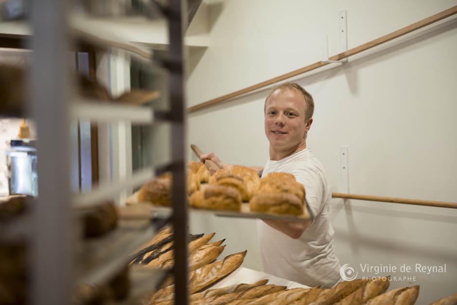 Eric Kayser - Reportage boulangerie - Virginie de Reynal