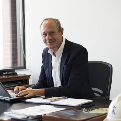Geoffroy Martin DENAVIT - Entreprise Perenco Colombie